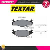 2088710 Kit pastiglie freno, Freno a disco ant.Seat-Vw (MARCA-TEXTAR)
