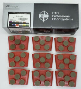 HTC EZ Rep Series 400 Grit - Concrete RESIN Tool - Box of 9-Great Deal!