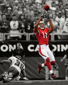 LARRY FITZGERALD Arizona Cardinals Premium NFL SPOTLIGHT 16x20 POSTER Print