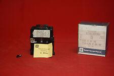 Telemecanique Contactor LC1D123FA60 110 120 Volt Coil