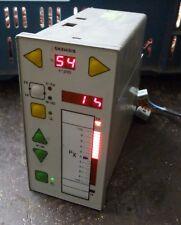Siemens sipart Dr 20 c73451-a3000-c10 sipart dr20 messwertrichter