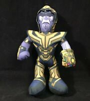 Marvel's Thanos Plush Figure EndGame Avengers Infinity Stones
