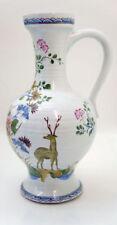 Keramik-Antiquitäten & -Kunst-Vasen mit Blumen-Motiv