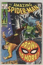 Amazing Spider-Man #79 December 1969 G/VG