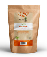 Organic Dried Mango Slices - Natural Dried Pieces | Incredible Fruity Flavour