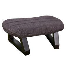 Meditation Bench &Cushion Set with Removable Fabric Stool Yoga Kneeling Bench