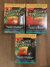 Upper Deck 2019 Goodwin Champions Mega Box
