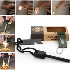 Piedra de fuego Fire magnesio fuego Starter fuego acero survive magnesio Flint pipa