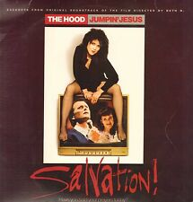 THE HOOD / JUMPIN' JESUS - Salvation! 1987 - Factory - Uk - FAC 182