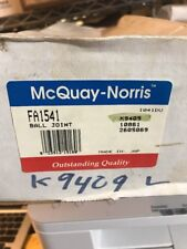 Suspension Control Arm and Ball Joint-McQuay Norris Front Left Lower FA1541
