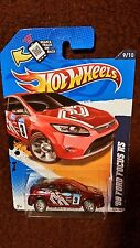 RARE-SUPER- '09 FORD FOCUS RS -HOT WHEELS-2012-VHTF-TREASURE HUNT 1 OF 15