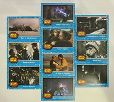 Star Wars Journey to The Rise of Skywalker  - 10 random Blue Base cards