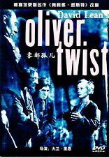 "NEW DVD  ""Oliver Twist"" Robert Newton, Alec Guinness"