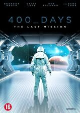 DVD - 400 DAYS THE LAST MISSION (BRANDON ROUTH)  (NEW DVD SEALED)