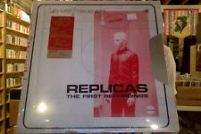Gary Numan Tubeway Army Replicas First Recordings LP Sage Green Vinyl 2lp