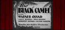 BLACK CAMEL, 1931, WARNER OLAND as 'Charlie Chan', BELA LUGOSI: DVD-R Region 2