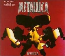 METALLICA Fuel (Part Two) LIMITED EDITION CD SINGLE NEW