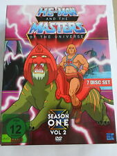 He-Man and the Masters Of The Universe - Season One Vol. 2 - DVD (Deutsch)