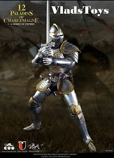 COOMODEL 1/6 Series of Empires 12 Paladins of Charlemagne Knight SE003 USA