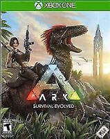 Ark: Survival Evolved Brand New And Sealed Physical Disc Xbox One