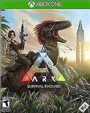Ark: Survival Evolved (Microsoft Xbox One, 2017) brand new factory sealed
