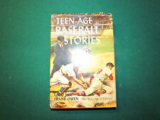 Teen Age Baseball Stories, Edited by Frank Owen, 1948, Teenage Library