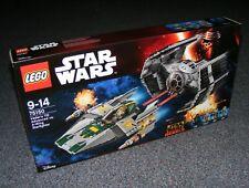 LEGO 10175 Star Wars Vader's TIE Advanced vs. A-Wing Starfighter