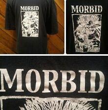 Vintage Mens Morbid Shirt Size XL. Metal. Angel. Slayer. Anthrax Metallica Rage!