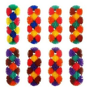 HAIRY Tangle Small Highly Tactile Fidget Stress Toy ASD Hand Therapy Soft Spike