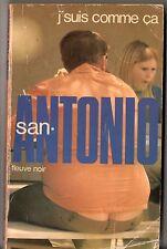 SAN-ANTONIO n°16 # j'suis comme ca # 12/1980 F2