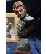 Big Boss Bust Metal Gear Solid Figure Model Resin Kit Unpainted Unassembled 1/5