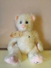 Martin Germany Teddy Bear Handmade Genuine Mohair~Limited Edition with Tag
