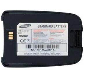Original Samsung SGH-D600, D608, D600E Battery BST4389BE