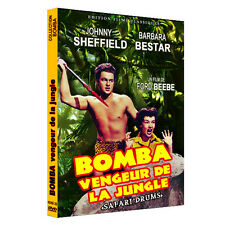 "BOMBA Vengeur de la Jungle (Johnny Sheffield) ""Tarzan"""