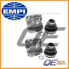 2 Rear Axle Boot Kits For C/V Joint Empi 33219067815 BMW E30 E36 318is Z3 87-00