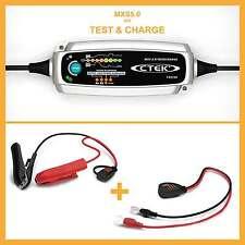 CTEK MXS 5.0 Test&Charge Batterieladegerät Batterie Ladegerät Rasenmäher Traktor