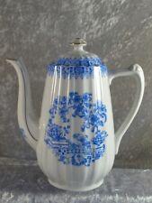 Schumann Arzberg Porzellan China Blau Platte Kaffeekanne Askania Service