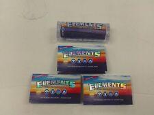 ELEMENTS CIGARETTE PAPER SINGLE WIDE 300 COUNT / ELEMENTS 70MM CIGARETTE ROLLER