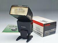 CANON SPEEDLITE 550 EX