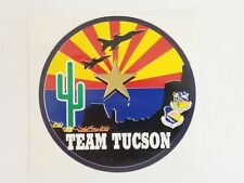 Team Tucson Sticker Decal / 162nd Fighter Wing New military