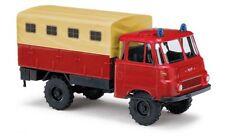 Busch 51653 - 1/87 / H0 - Robur Lo 1801A - Feuerwehr - Neu