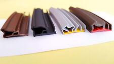 4 Stück Muster Flügelfalzdichtung Fensterdichtung für Holzfenster / Holztür