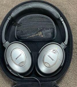USED BOSE QuietComfort 15 noise cancelling headphones