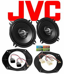 ~ JVC Lautsprecher für FORD TRANSIT 1994 - 2013   Türen vorne  250 Watt 520X