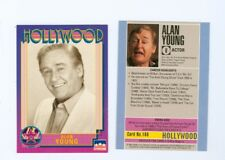 20 oof the same Alan Young Hollywood Walk Of Fame card 188 Mr. Ed Wilbur