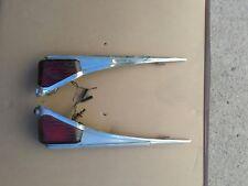 1949 Chrysler Tail Lights pair 49 Tailight Pr