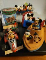 Vintage Junk Drawer Lot- Disney Mickey Items