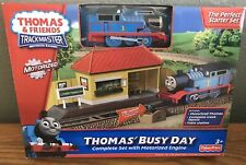 Brand New THOMAS & FRIENDS  Track Master Thomas' Busy Day