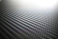 VINILE WRAP AUTO confezionamento con aria cervelli 3D nero in fibra di carbonio prezzo al metro