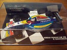 1/43 Jordan 1995 PEUGEOT ejr 195 Rubens Barrichello